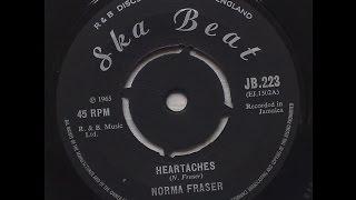 Norma Fraser Heartaches - Ska Beat