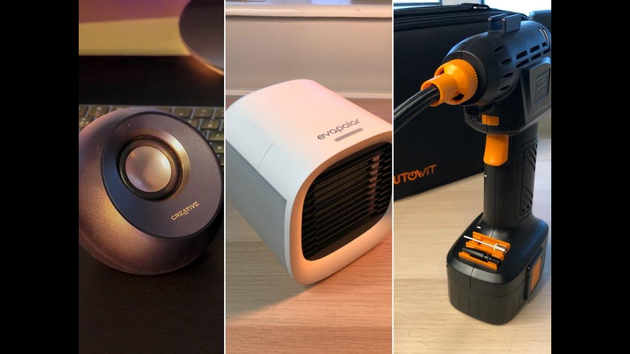Drei zufällige Tech-Produkte, die Sie in Betracht ziehen sollten! + video