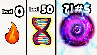 MAX ELEMENT EVOLUTION UNLOCKED? - Little Alchemy