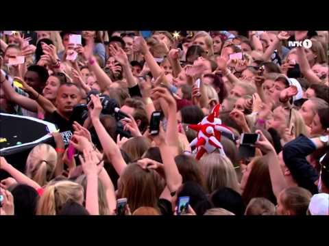 Nico & Vinz  Am I wrong  Rådhusplassen 2015  1080p