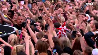 Repeat youtube video Nico & Vinz - Am I wrong - Rådhusplassen 2015 - 1080p
