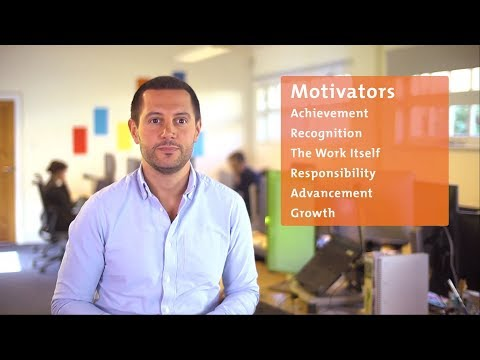 Motivating Your Team Using Herzberg's Motivators And Hygiene Factors