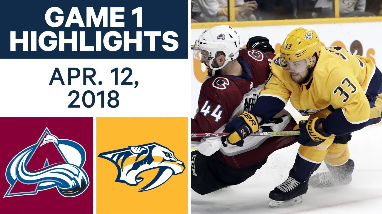 Predators vs. Avalanche: 3 things to watch in Game 3 of NHL first-round ...
