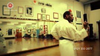 Kyoshi John Richards and Zen-Shin Martial Arts Academy