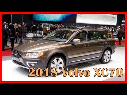 2018 Volvo Xc70 Picture Gallery