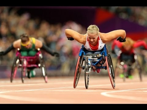 Athletics highlights - London 2012 Paralympic Games
