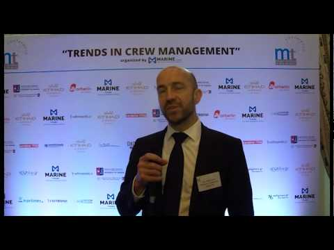 """Marine Tours -3rd Maritime Trends Conference """"Trends in Crew Management"""""""