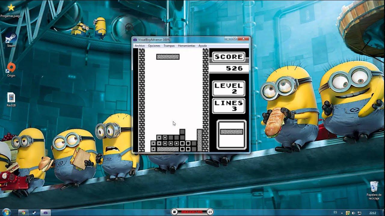 Jugar al tetris original gratis