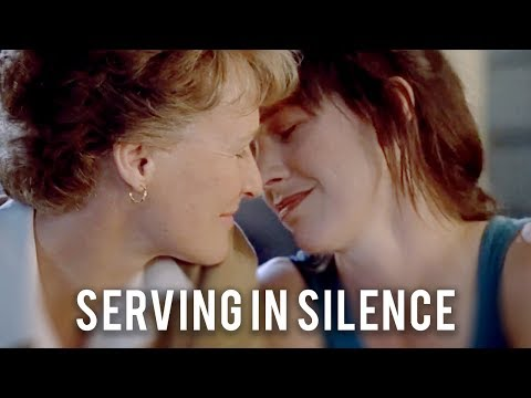 Serving In Silence   Glenn Close, Judy Davis