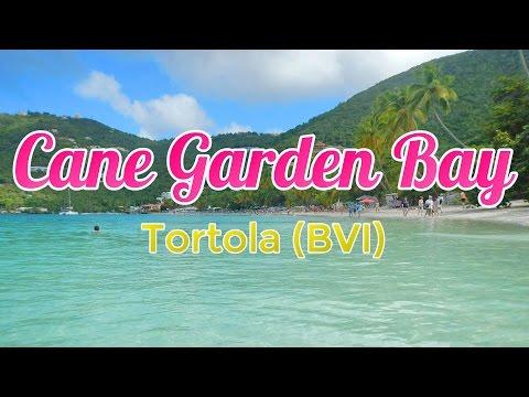Cane Garden Bay beach - Tortola (British Virgin Islands)