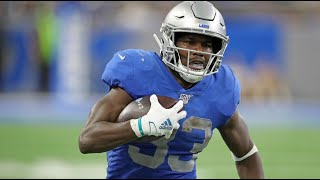 KERRYON JOHNSON IS HE STILL THE FEATURED RB?|| What RB Do You Want in 2020?| My Two RBS I Want!
