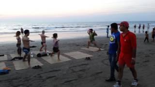 Arambol maestri di yoga