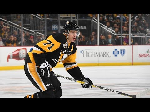 What gear does Evgeni Malkin use?