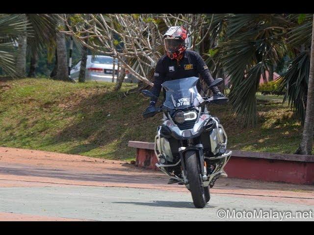 Reviu BWM R1250 GS Dan R1250 GS Adventure | Masuk Akal Ke BMW GS Dijadikan Motosikal Harian?