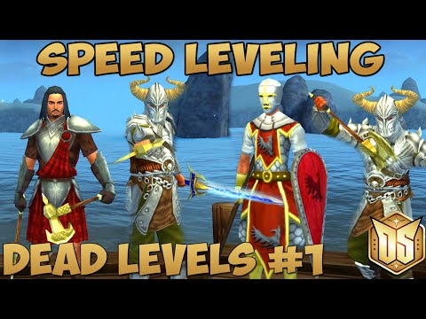 Speed Leveling Warrior #1 - Celtic Heroes
