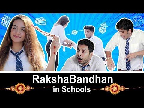 SCHOOL KA RAKSHABANDHAN |