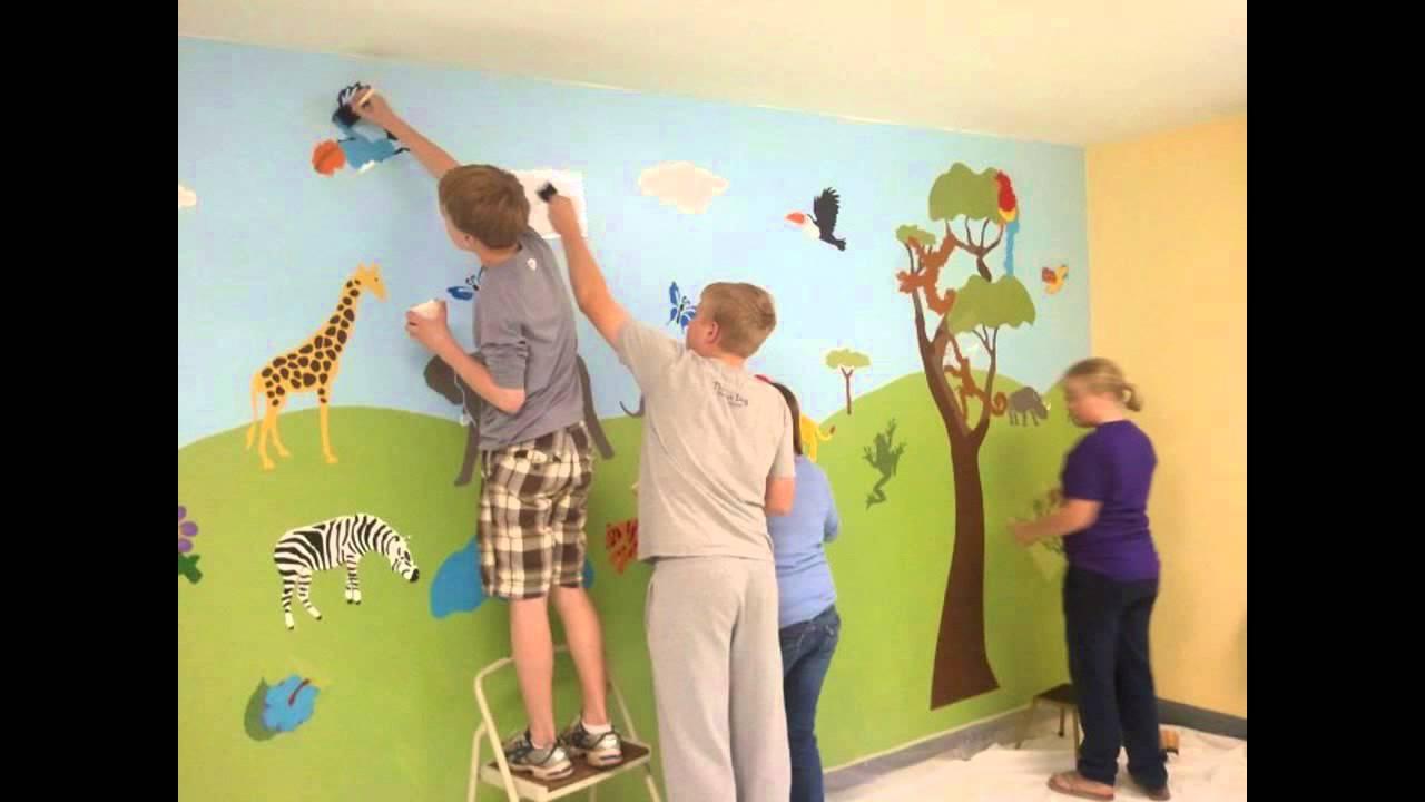 Wonderful Church Nursery Decorating Ideas
