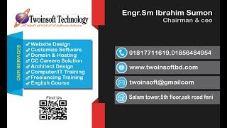 Exclusive Business Card Design by adobe photoshop-Sm Ibrahim