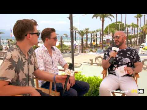 Cannes Lions 2017: Simon Fenwick and the Young Media Lions GOLD Winners