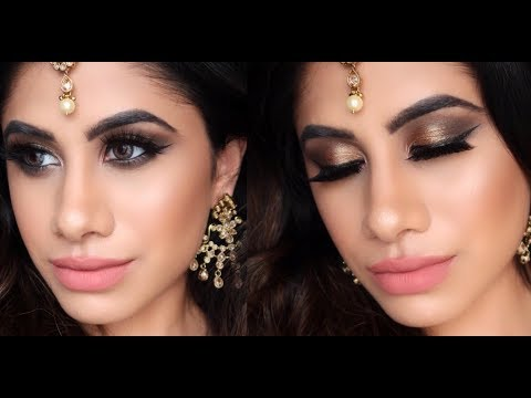 INDIAN BRIDAL MAKEUP | Tips & Tricks | Drugstore | Malvika Sitlani