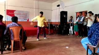 Ennum Ninte Moideen Super Dance by Salin_ADUNARE