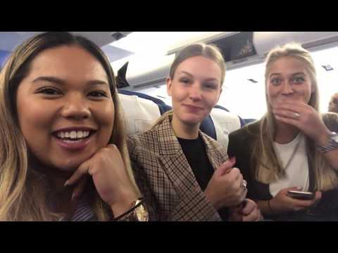 Als Passagier Naar Suriname   Stewardess Vlog #2   Glenda de Groot