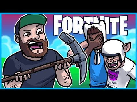 *TRYING* to TEACH LEGIQN How to Play Fortnite: Battle Royale! (Fortnite Funny Moments)