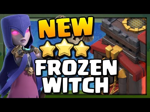 New Frozen Witch TH10 Attack Strategy | How to 3 Star at Town Hall 10 | Clash of Clans