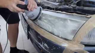 Toyota Ceres 2 снятие поврежденного слоя(, 2014-08-06T16:40:21.000Z)