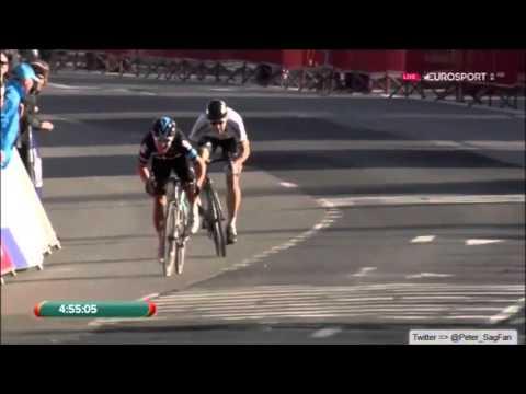 G.P. E3 Harelbeke (Kwiatkowski vince la sfida tra campioni del mondo!)