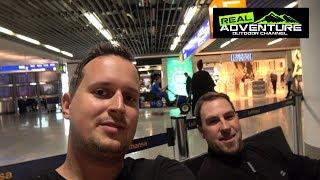 Abenteuer Alpin 2017 - Folge 1.1 Aufbruch nach Barcelona, Andorra, Montserrat