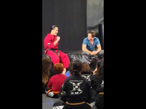 Leo Howard at Xtreme Martial Arts