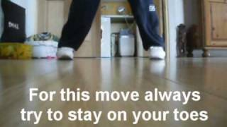 Cwalk Tutorial Variation and Wiggle Walk