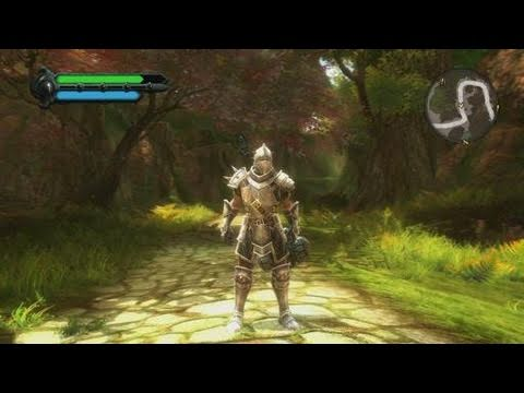 Kingdoms of Amalur : Reckoning Gameplay video