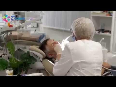 Лечение зубов в Волгограде в клинике ДАША (стоматолог-терапевт Паловская Т.Л.)
