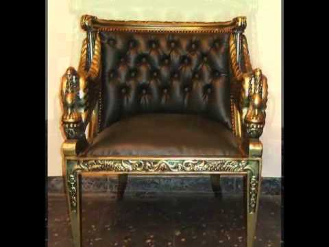 Console Set - French Style, Antique Furniture Reproductions - Console Set - French Style, Antique Furniture Reproductions - YouTube