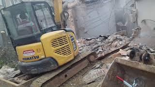 Demulicoes destruir para construir