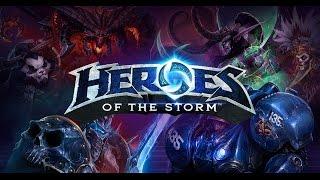 Heroes of the Storm #1 Начало. Обучение.
