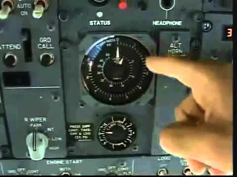 Boeing 737 800 Overhead Panel Explained Youtube