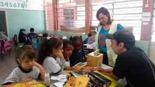 Gambar cover SOS Resgate de Abelhas Sem Ferrão na EMEI – 6B – Sonia e Rosana