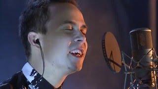 Píseň Celibát - zpěv Petr Lexa, hraje skupina Slza - Show Jana Krause 30. 3. 2016