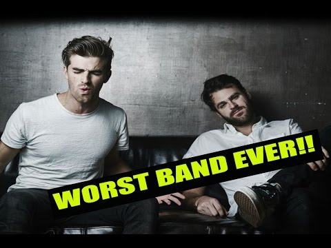 WORST BAND EVER (The Chainsmokers) - Closer  ft. Halsey