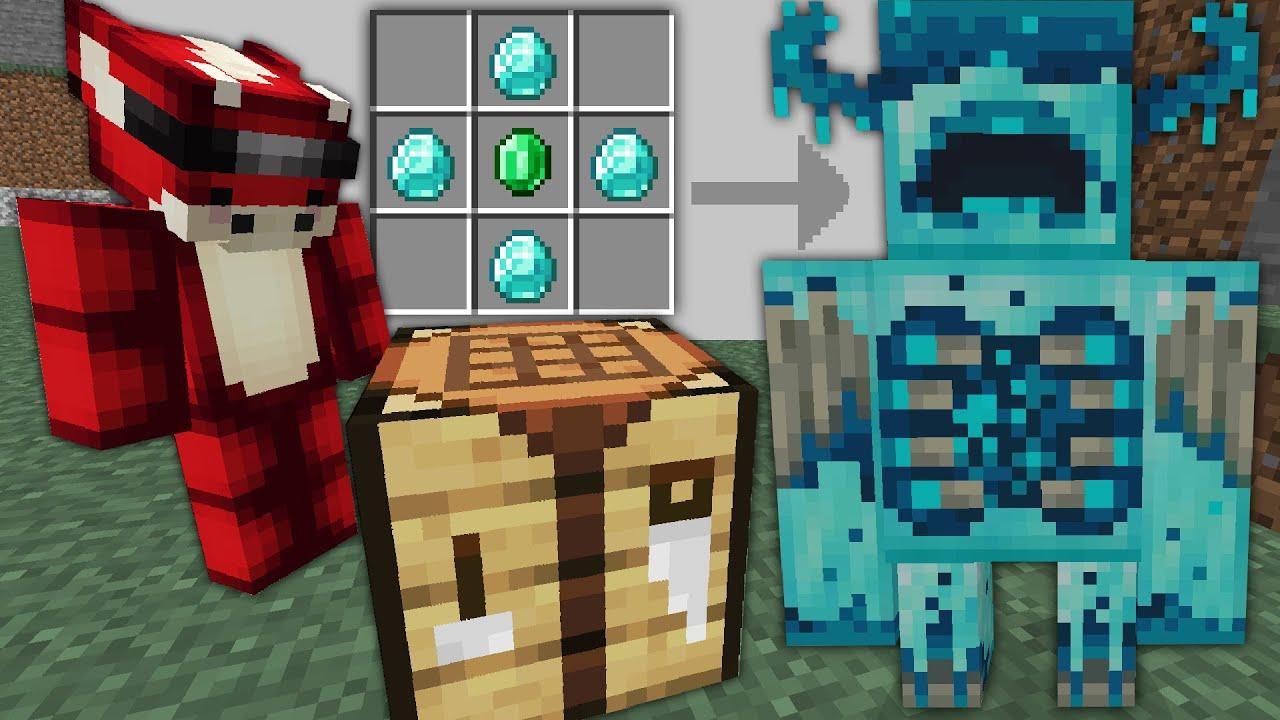 J'ai ajouté des Wardens Custom sur Minecraft