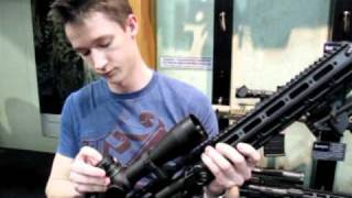 Remington's new M24E1 (XM2010) and MSR (SOCOM PSR Project Gun)