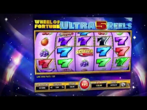 Wheel Of Fortune Ultra 5 Reels Slot Game At DoubleDown Casino