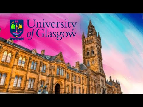 University Of Glasgow Tour 😮👨🎓 Checkout This Stunning Building