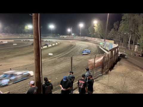 Bakersfield Speedway 10-12-18 Hobby Heat 4