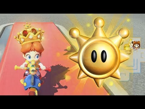Mario Kart 8 Deluxe Shine Thief With SponSubs!