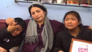 Lloran muerte de agentes abatidos en Salcajá.