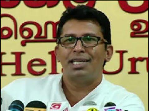 Udaya Gammanpila has no morals - JHU